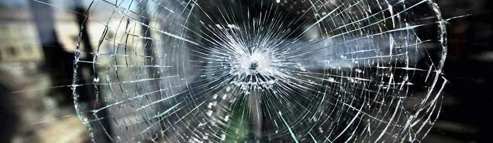 glasschade Hoogeveen